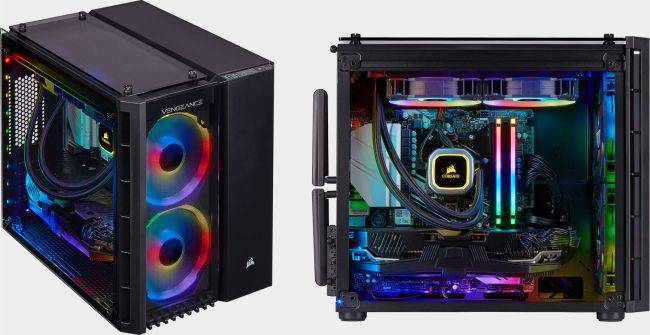 Corsair just added a couple of high-end AMD configs to its Vengeance PC line