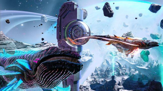 Ark: Genesis delayed until February, but on the plus side it'll have giant space whales