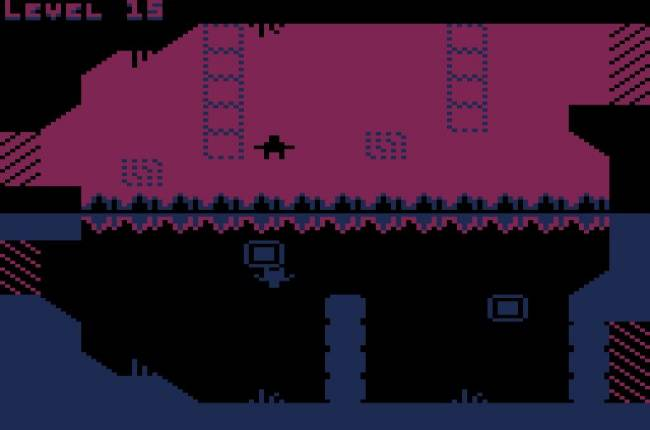 Team up with your reflection in clever, free platformer ORUL