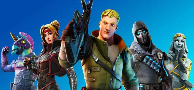 Fortnite and Warner Bros. tease a Birds of Prey crossover event
