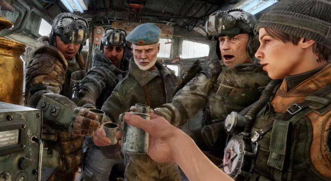 Metro Exodus is getting a sandbox expansion in February