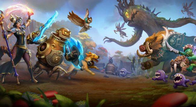 Torchlight Frontiers is now Torchlight 3, will release on Steam