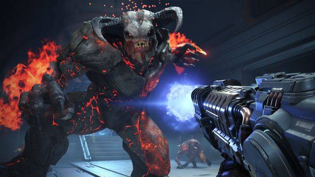 Doom Eternal won't have microtransactions or an in-game store