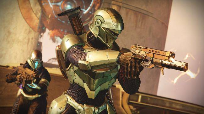 Oops! Destiny 2's newest update is deleting rare enhancement materials
