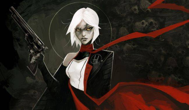 Stylish horror-tactics game Othercide is looking for closed beta testers