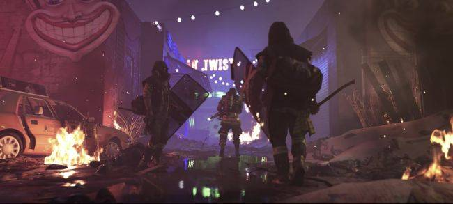 The Division 2 takes a trip to Coney Island next month