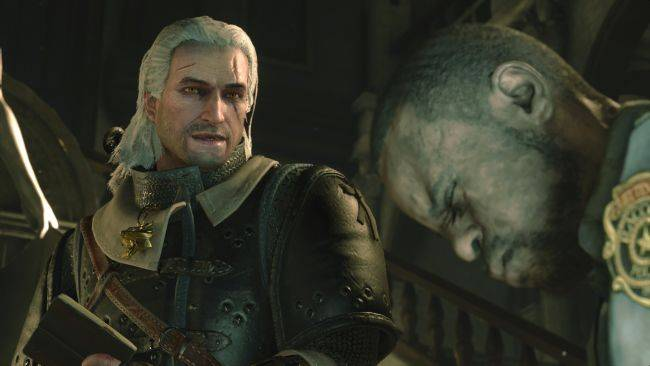 This Resident Evil 2 Remake mod lets you play as Geralt