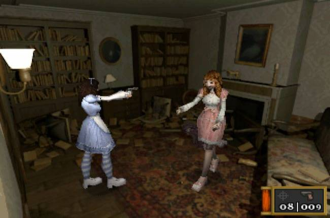 Free survival horror Alisa is Resident Evil with murderous dolls