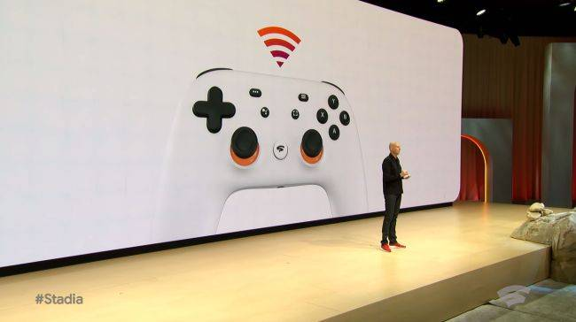 Google responds to Stadia complaints, says it's 'up to the publishers' to announce games