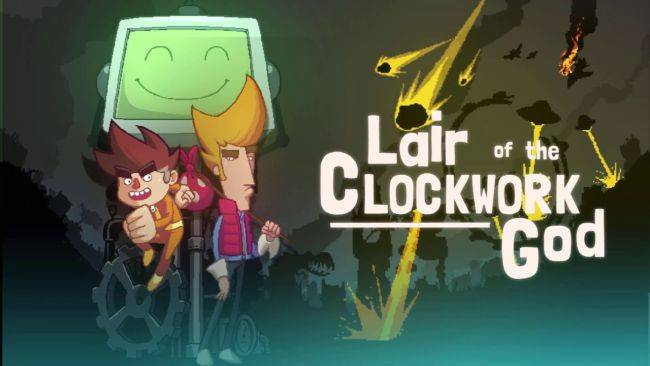 Lair of the Clockwork God mixes platforming with a point-and-click adventure in February