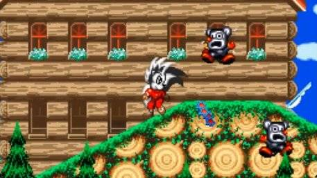 Long Lost Retro Game 'Cooly Skunk' Finally Uncovered