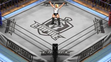 Fire Pro Wrestling World DLC Launched to Support Injured Wrestler