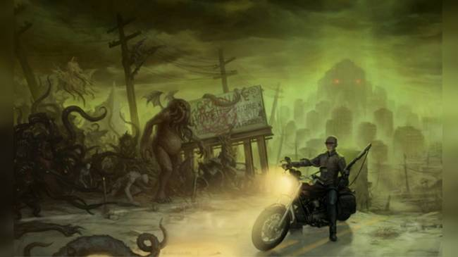 Report: Evil Hat's Fate of Cthulu Tabletop Game Draws Ire for Calling Lovecraft Racist, Was He?