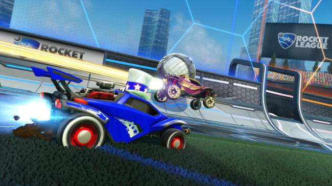 Rocket League Dev Psyonix Ends Linux and Mac Support