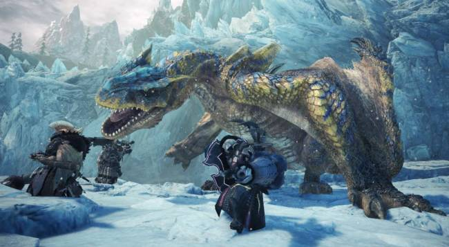 Console and PC Content Updates Will Finally Align for Monster Hunter: World