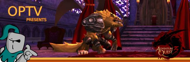 The Stream Team: Working with AQ3D's werewolves