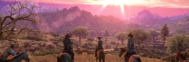 Magnificent 5, the battle royale Wild West Online spinoff, is now out on Steam, kinda