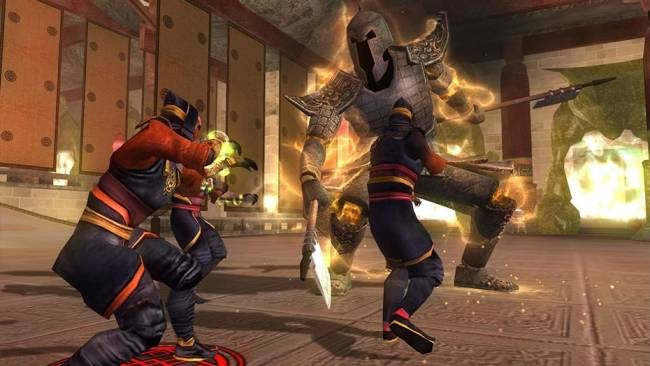 BioWare share artwork from the cancelled Jade Empire 2