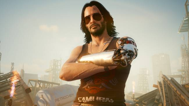 Cyberpunk 2077 patch 1.1 is out now