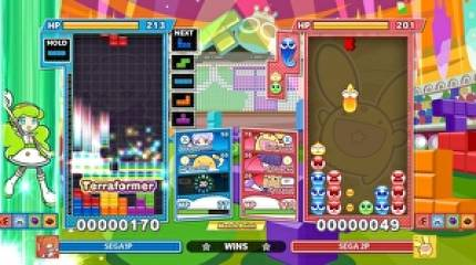 Puyo Puyo Tetris 2 dropping onto PC in March