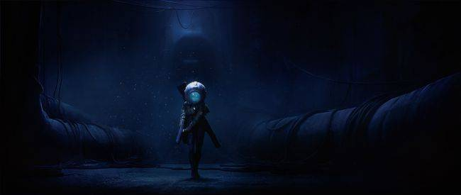Former Little Nightmares devs' upcoming sci-fi game has strong action horror vibes