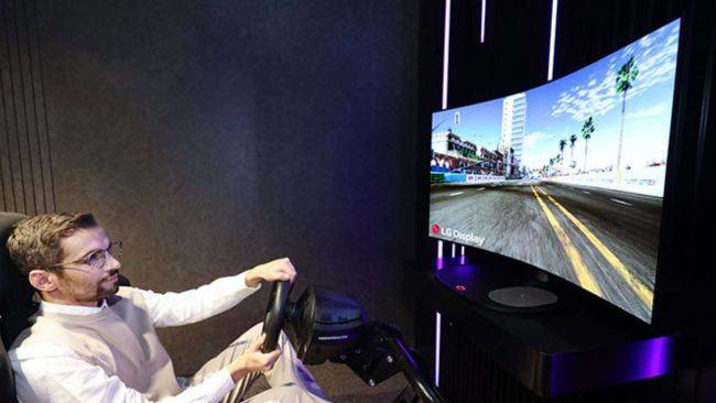 LG to showcase worlds first convertible, bendable gaming monitors at CES 2021