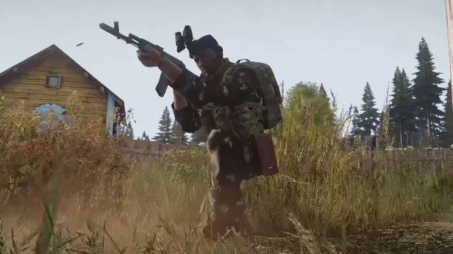 This Arma highlight reel makes for a great videogame war movie