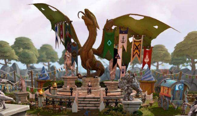 Runescape celebrates its 20th anniversary with a 'Grand Party' and special rewards