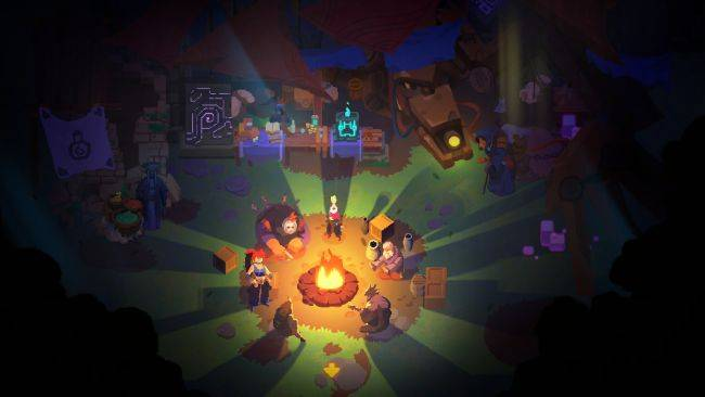 Ancient Abyss is a speedy, Zelda-like Dungeon Crawler