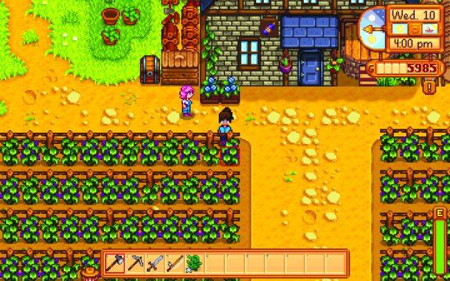 The Stardew Valley Expanded mod is ready for 1.5 with a big new farm