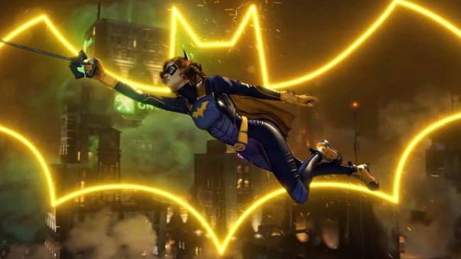 Gotham Knights' heroes level up while you're not playing them