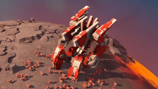 Five years after release, Planetary Annihilation: Titans is still being updated