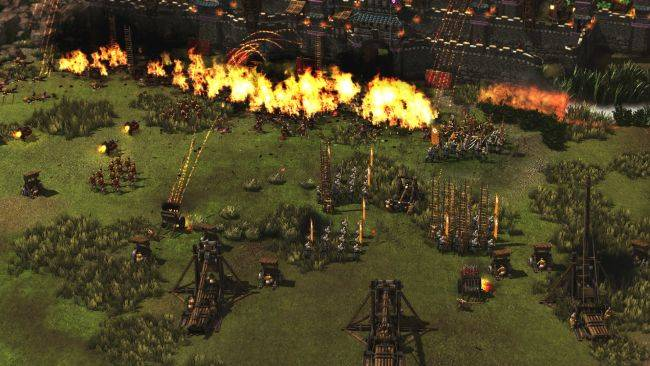 Stronghold: Warlords has been delayed until March because multiplayer is