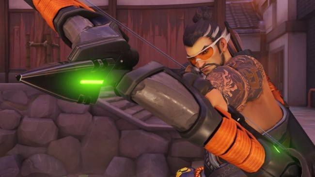 Overwatch has a new Tokyo-inspired map and Hanzo challenge