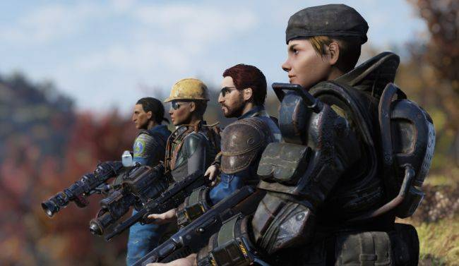A Fallout 76 'militia' has been banned from Facebook for the second time