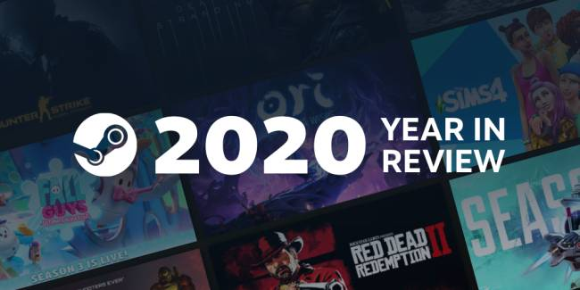 Steam had 120 million monthly users in 2020