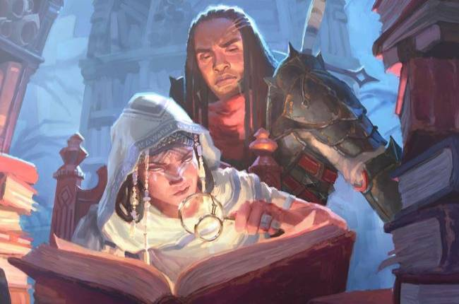 The next D&D book goes to Candlekeep for a series of short adventures