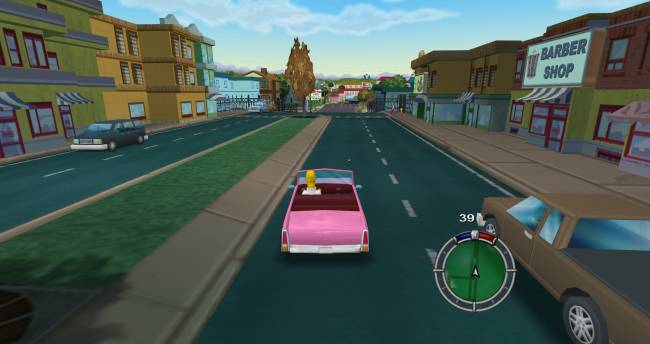 18 years after release, this Simpsons Hit & Run mod stitches the game's entire world together