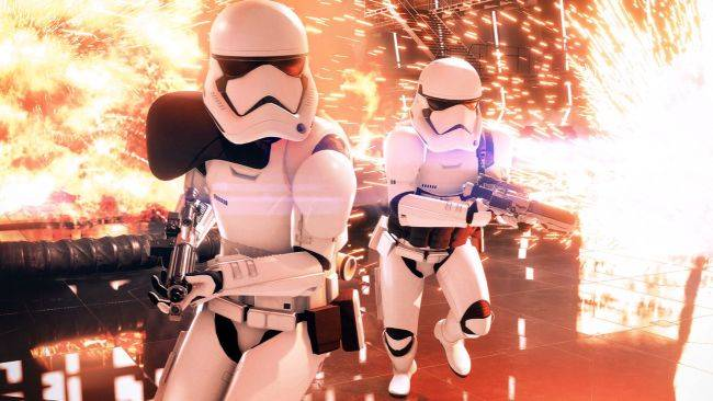 Star Wars Battlefront 2: Celebration Edition is free on the Epic Store