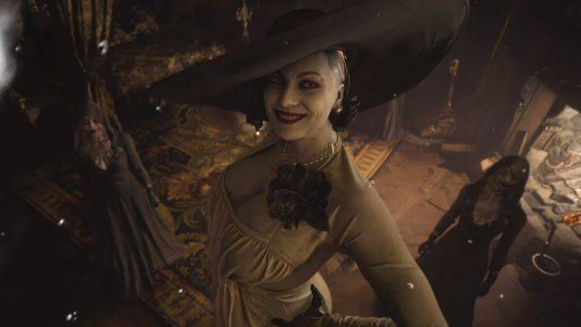 A new Resident Evil Village teaser has fans thirsting for a very tall vampire