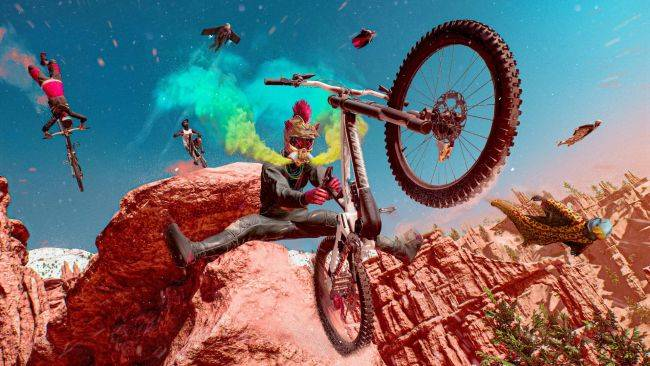 Riders Republic, Ubisoft's extreme sports MMO, is delayed