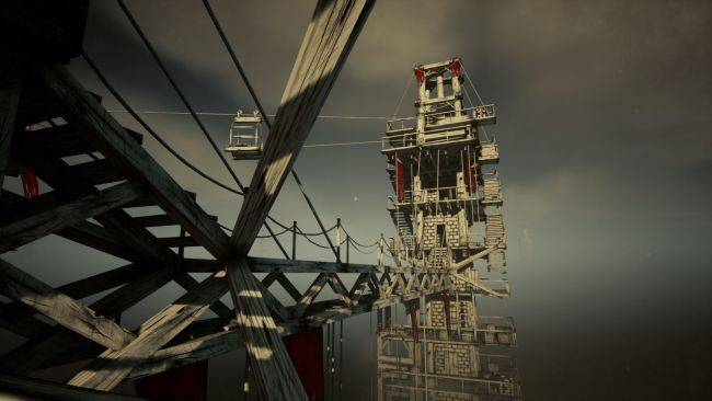 Cloud Climber is a free walking sim about exploring surreal towers