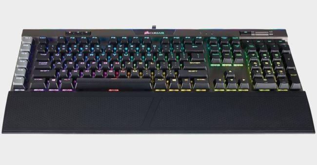 Corsair's full-featured K95 RGB Platinum is on sale for $130 right now