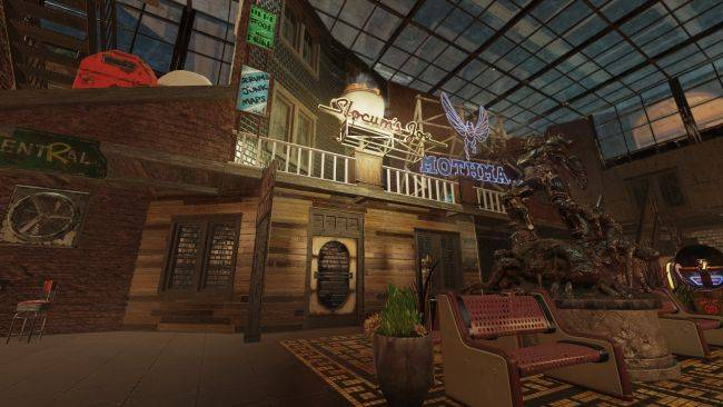 This Bioshock recreation is the big daddy of all Fallout 76 shelters
