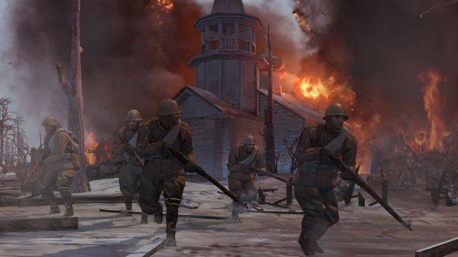 7 years on, Company Of Heroes 2 finally gets 64-bit support