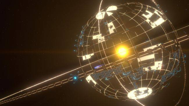 Dyson Sphere Program's planetary production lines enter early access