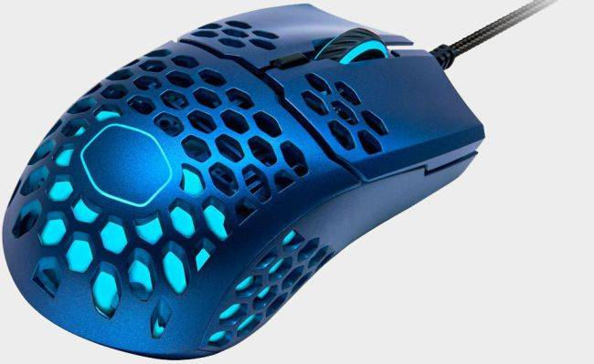 Looking for a cheap and lightweight mouse? Cooler Master's MM711 is just $35