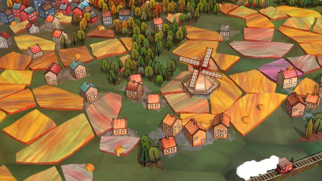 Dorfromantik is a bucolic little cityscaping puzzler