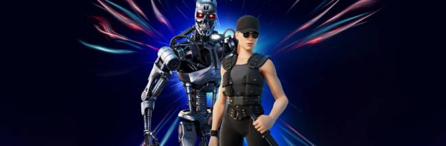 Fortnite adds the Terminator T-800 and Sarah Connor as latest in long list of S5 cash shop cameos