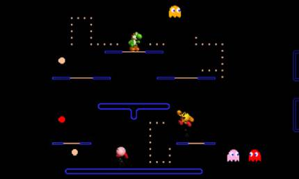 Fight Ghosts And Opponents In New Pac-Man Super Smash Bros. Stage
